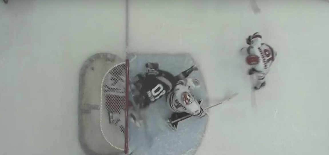 ECAC: Brown Settles For Tie After Replay Fails (video)
