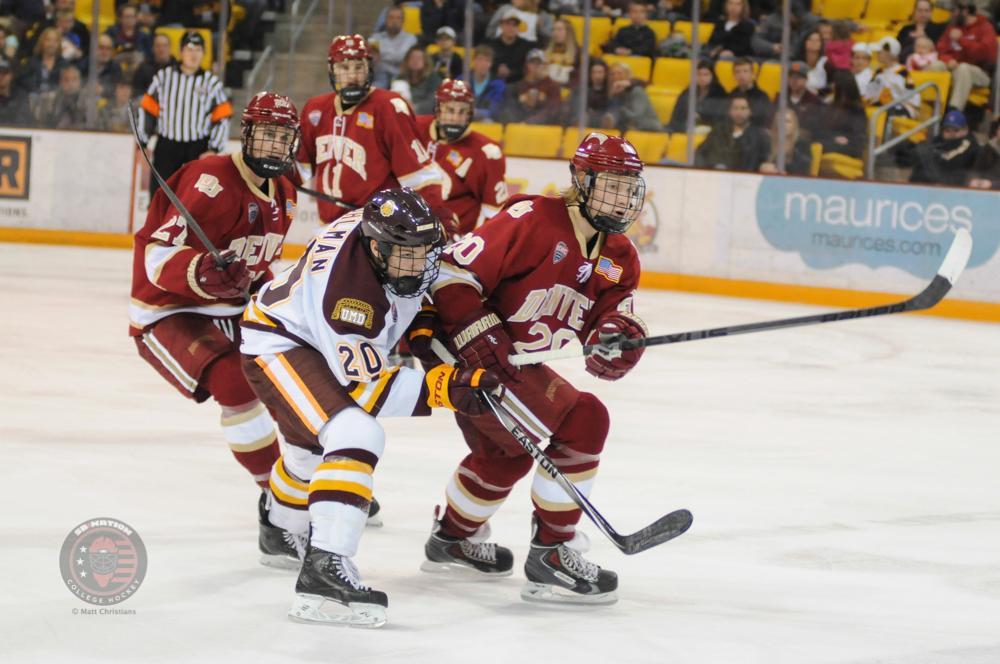 NCHC: Eye On The Future - Boston Bruins Prospect Danton Heinen