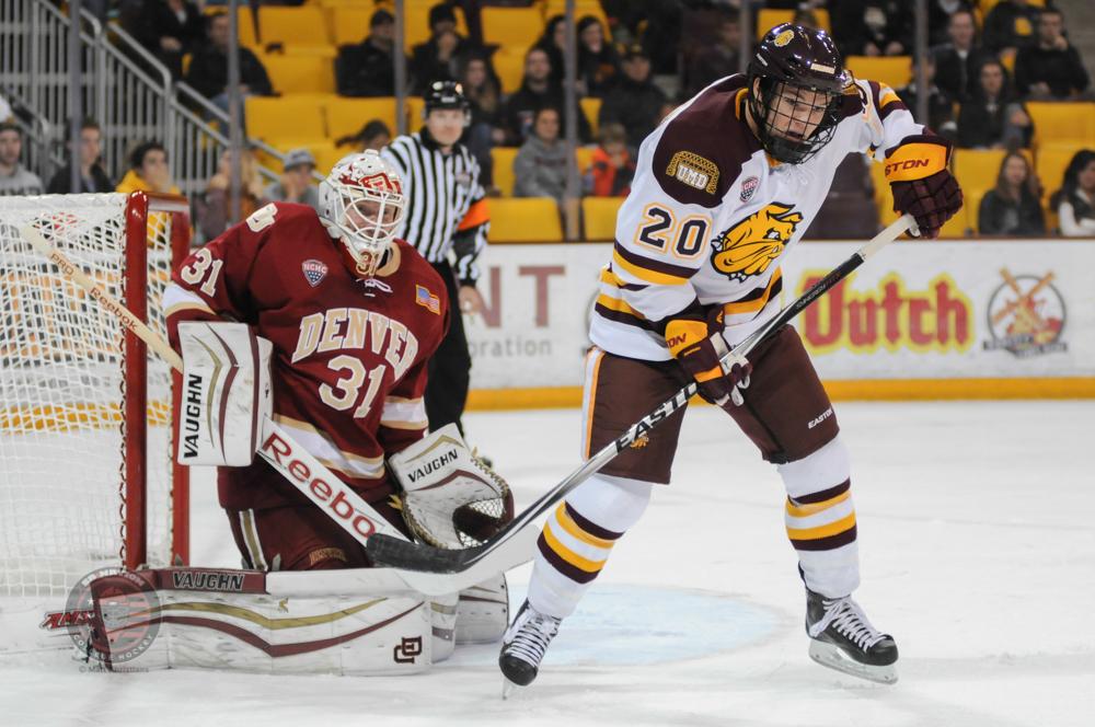 NCAA: Prospect Report - Denver/Minnesota Duluth And Minnesota/Minnesota State