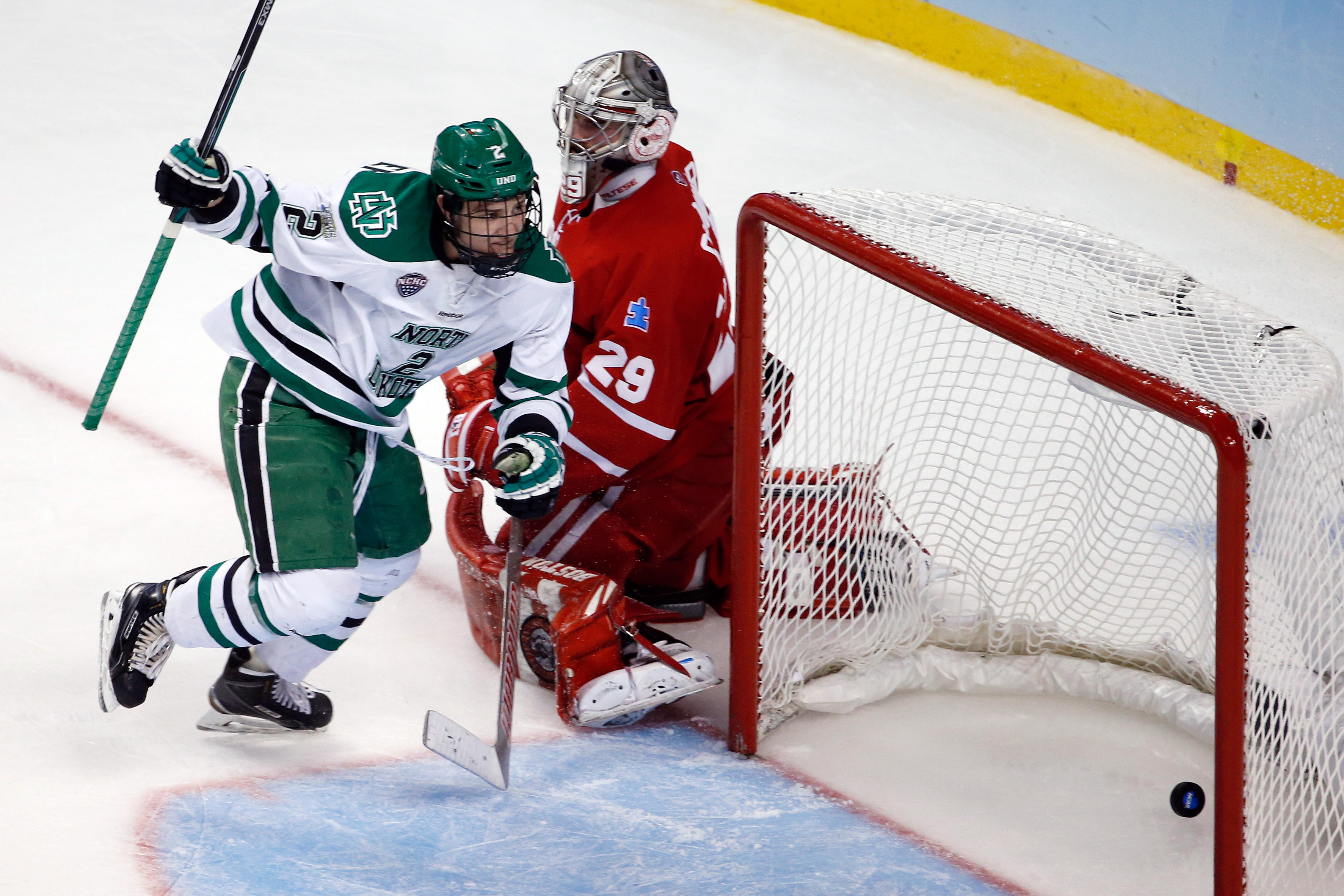 NCHC: North Dakota NHL Prospect Report