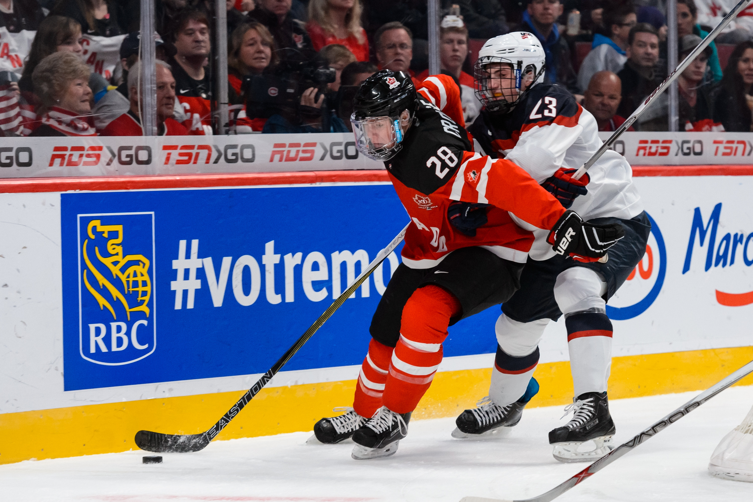 WJC: 2017 Tournament - Who Is Going To Canada