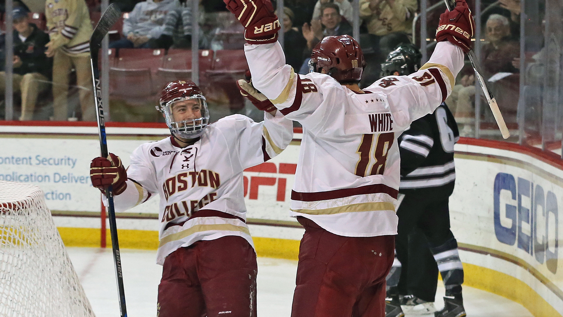Hockey East: 6 Things We Learned In The Sweep Of Vermont