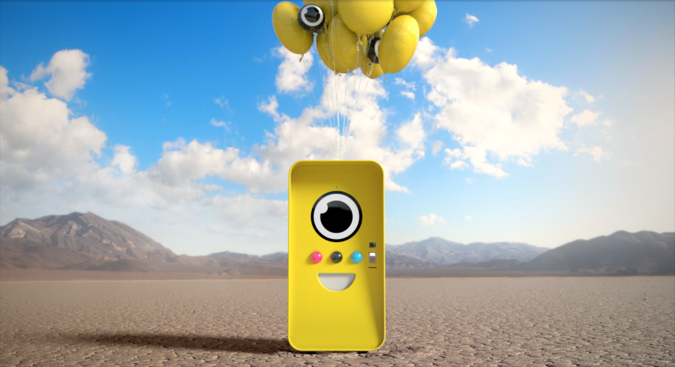 """8b6607edead3 Techmeme  Snap to sell Spectacles through """"Snapbot"""" vending machines in  different locations for one day  sources say Snap will likely only sell a  few ..."""