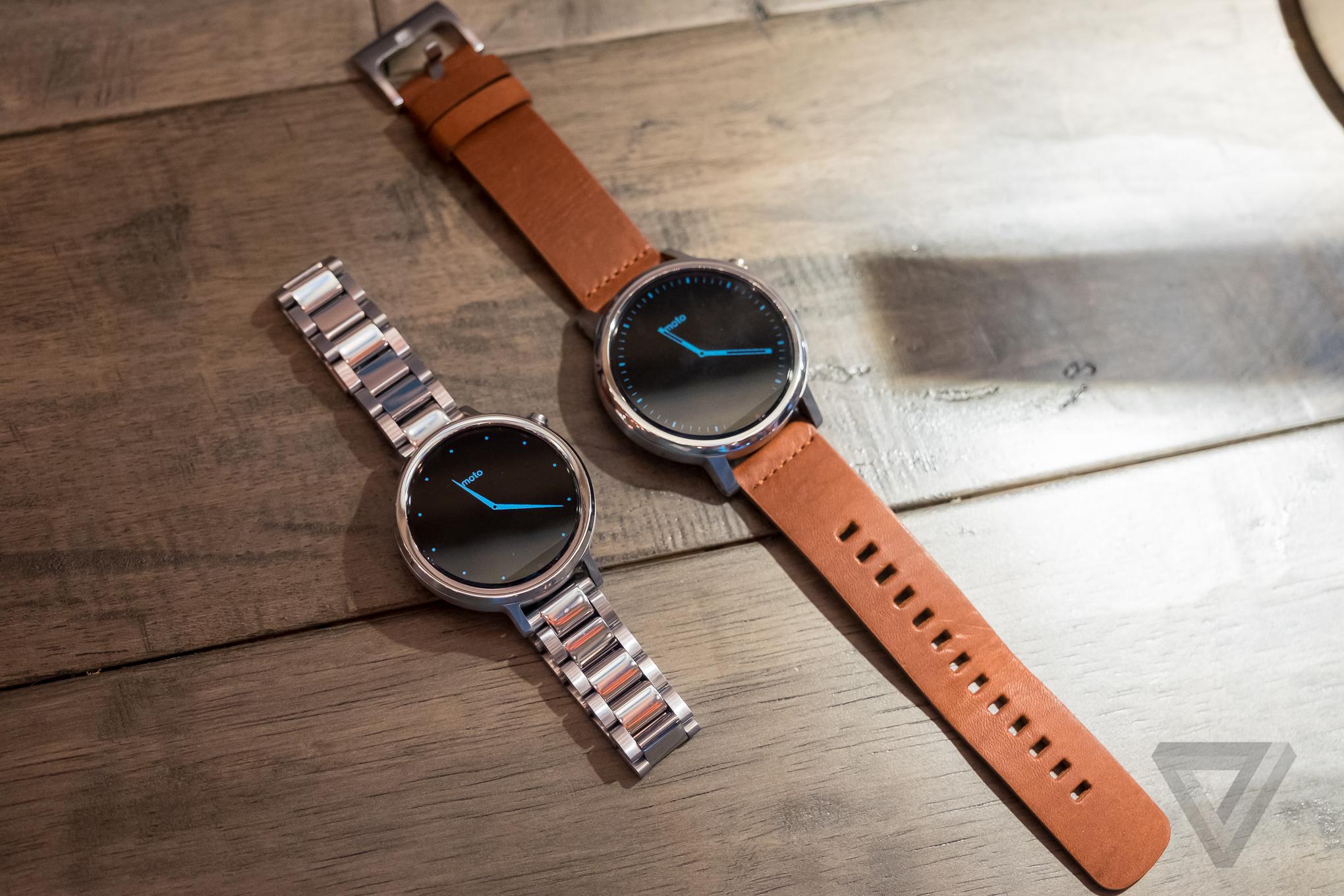 4d0e1a68454 Techmeme  Lenovo s Moto says it doesn t plan on releasing a new smartwatch  in the near future (Dan Seifert The Verge)