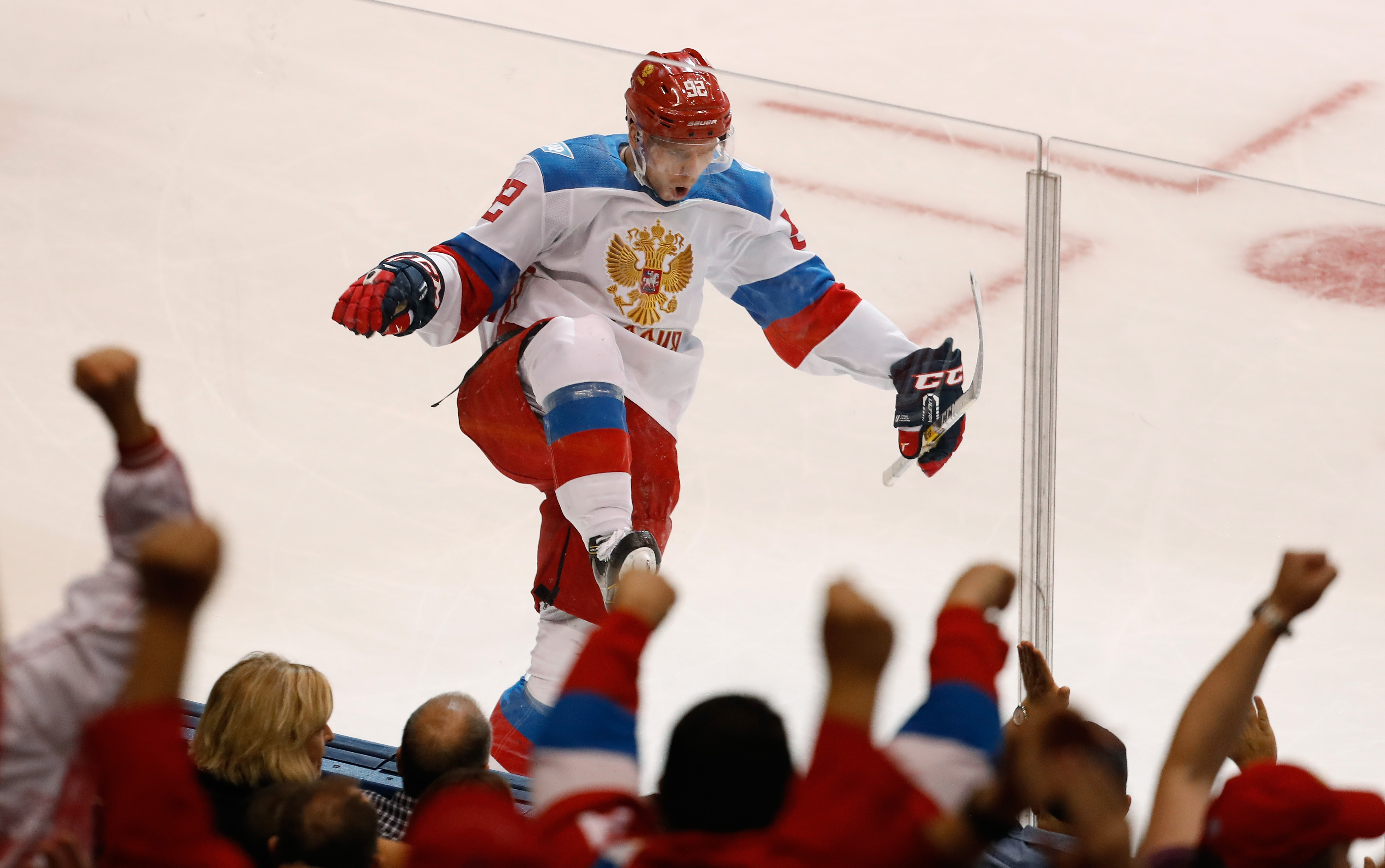KHL: NHL Free Agents Might Join The Russian League To Play In The 2018 Olympics