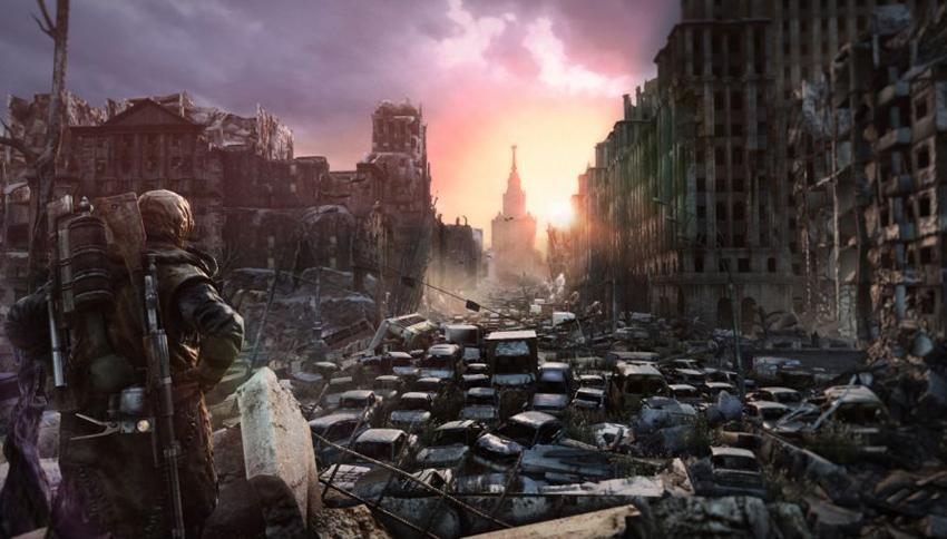 Metro: Last Light - GameSpot
