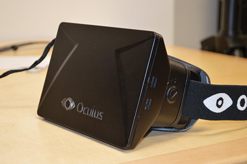 Oculus Rift prototype 800