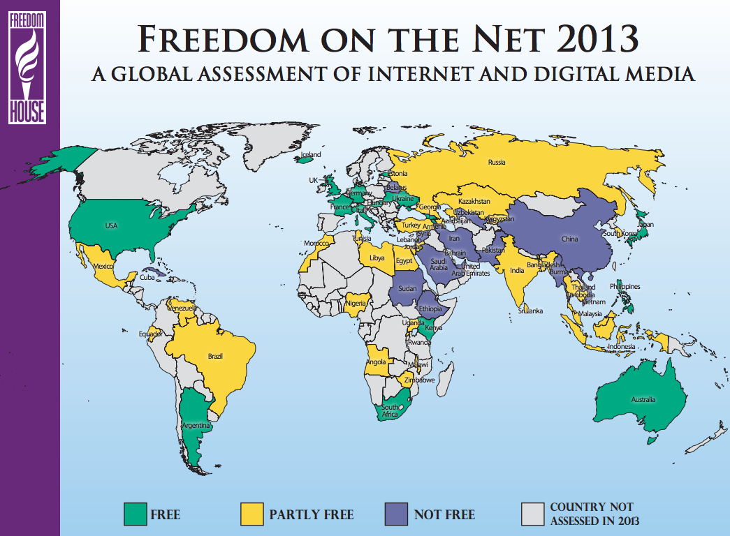 40 maps that explain the internet internet censorship around the world gumiabroncs Images