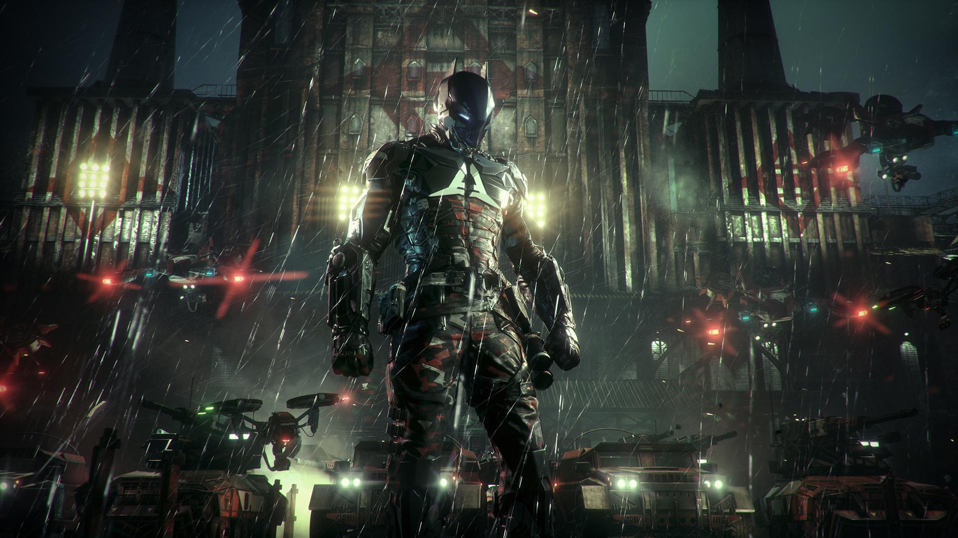 Batman Arkham Knight Polygon E3 2014