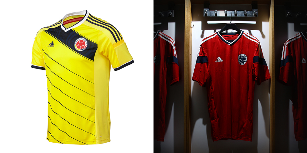 All 32 2014 World Cup Kits ::: Best to Worst | RedCafe net