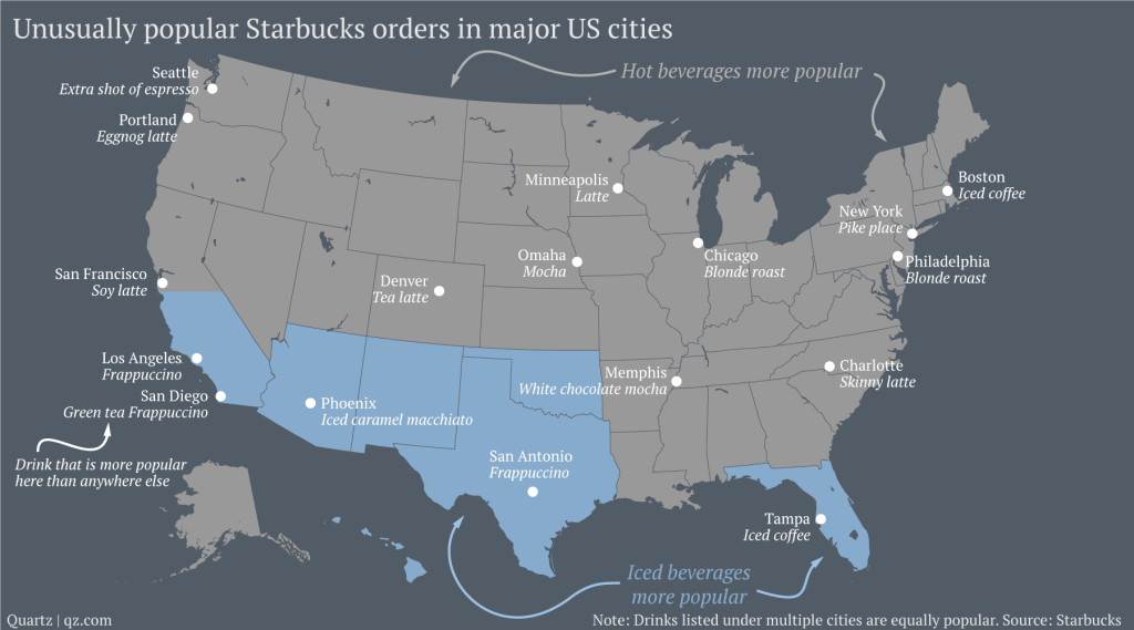 40 Maps That Explain Food In America Vox