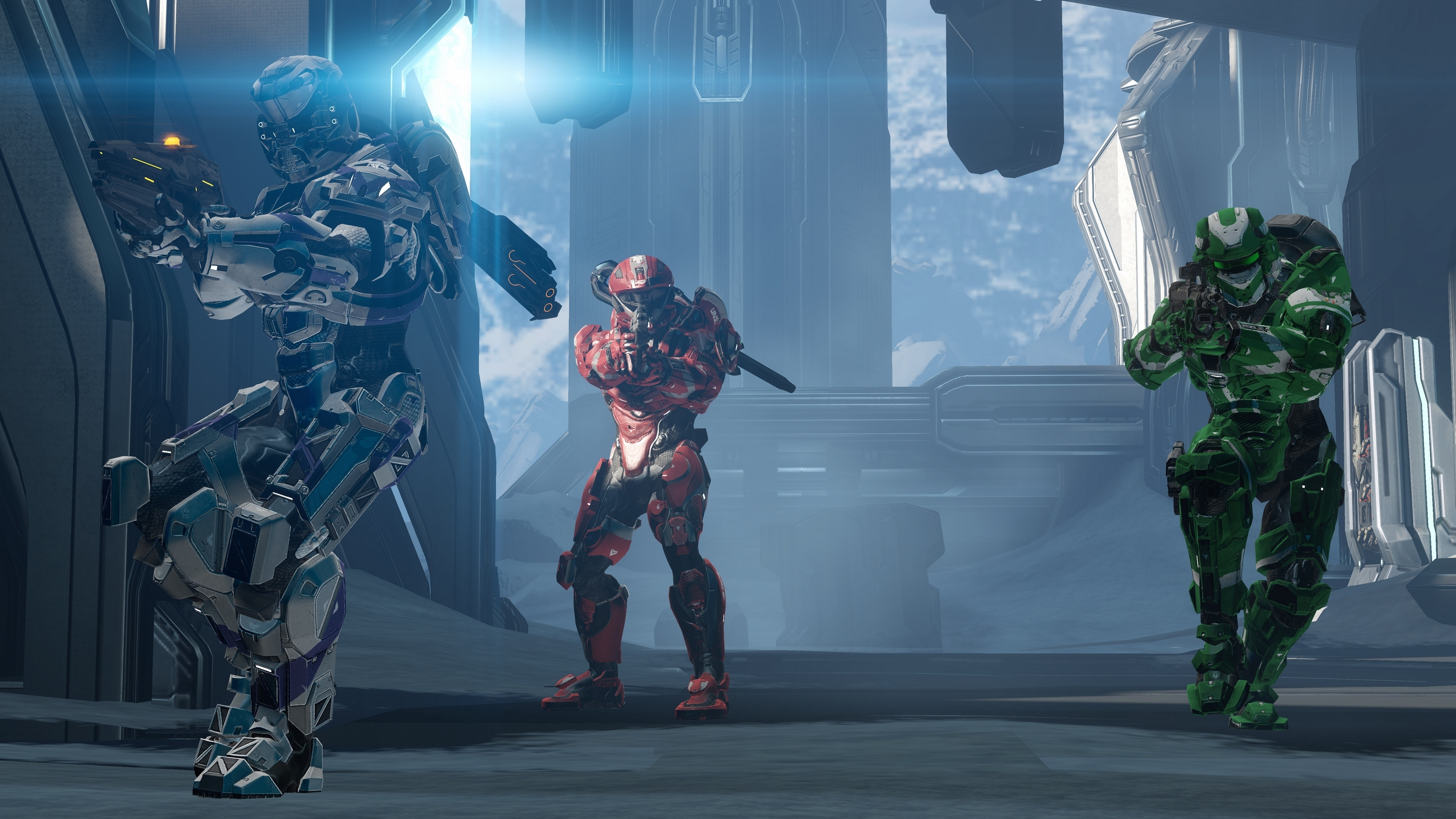 Halo 4 review: the ghost in the machine - Polygon