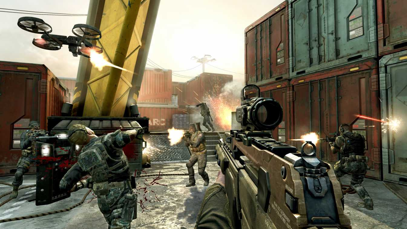 Call of Duty: Black Ops 2 review: future shock - Polygon