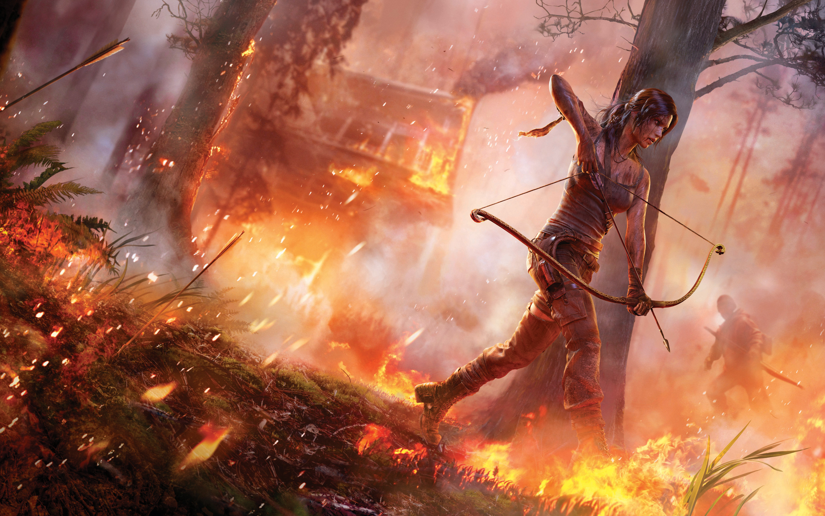 Tomb Raider Review The Descent Polygon