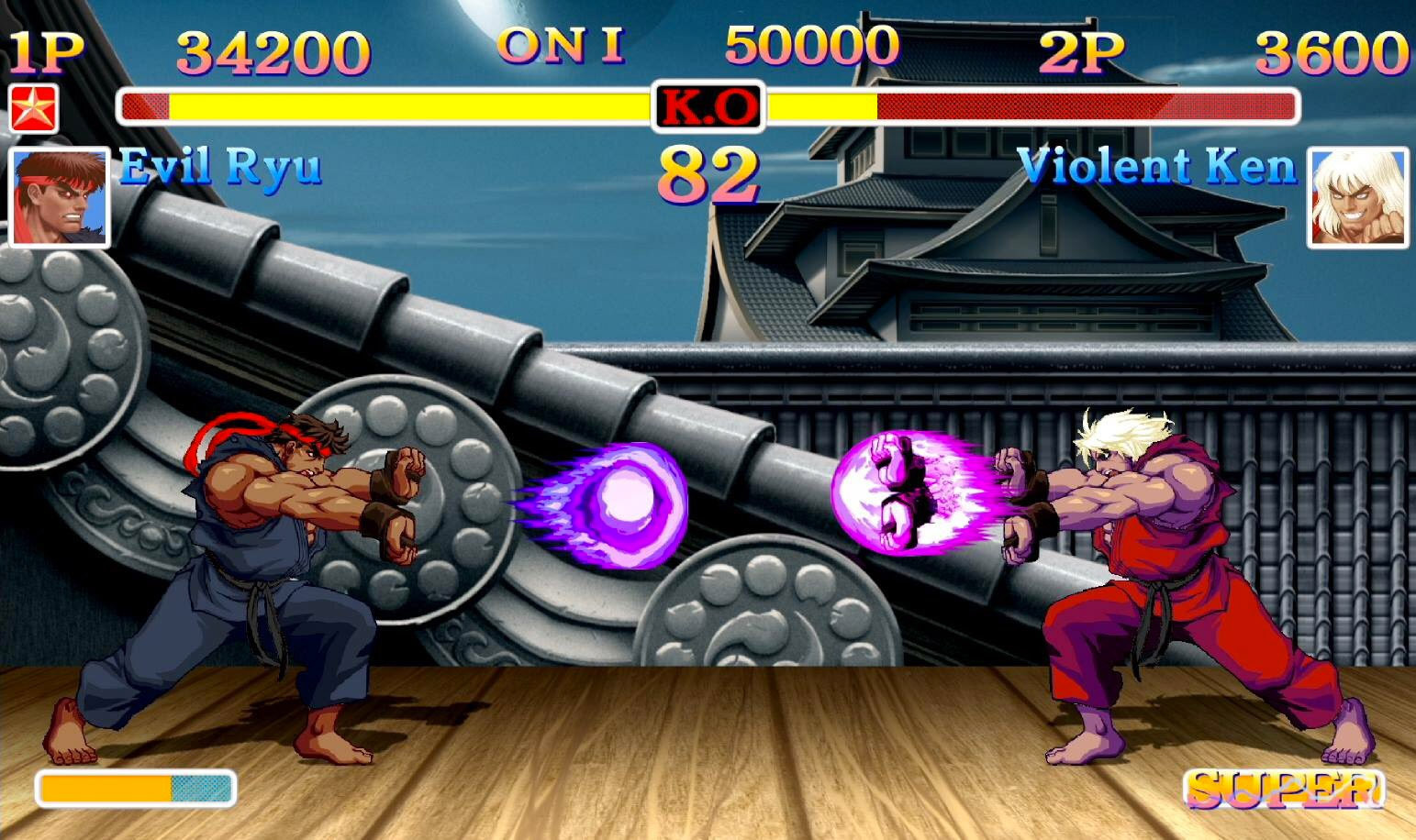 Ultra Street Fighter 2 Review Polygon