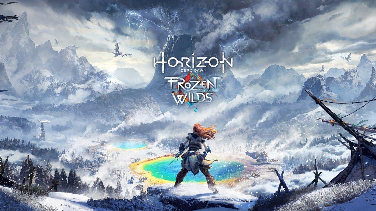Horizon Zero Dawn: The Frozen Wilds review - Polygon