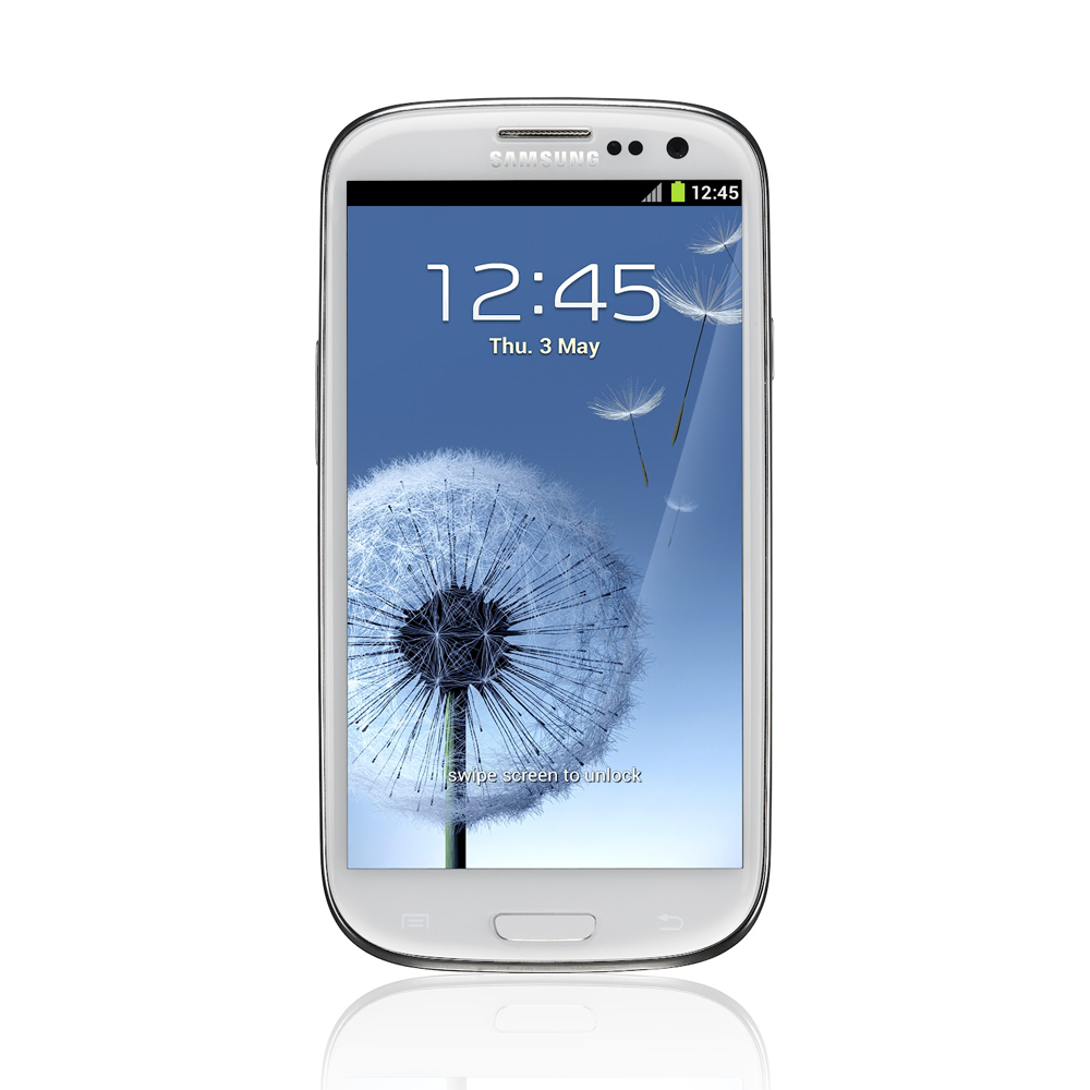 white samsung phone png. samsung galaxy s iii (t-mobile) white phone png