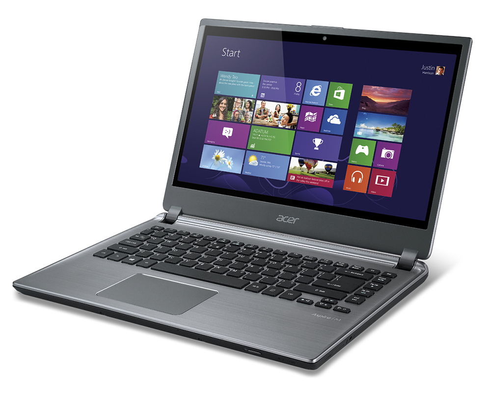 Driver: Acer Aspire M5-481PT NVIDIA Graphics