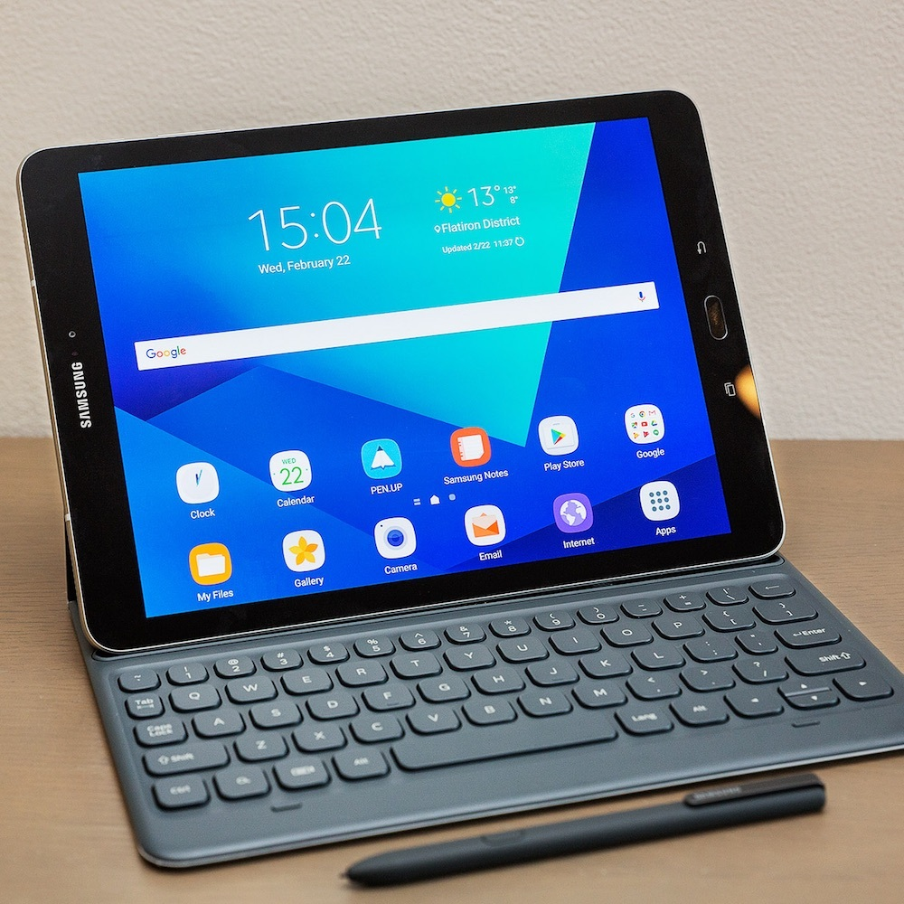 Samsung Galaxy Tab S3 review: Android's best foe to the iPad Pro - The Vergeclockmenumore-arrownoyes