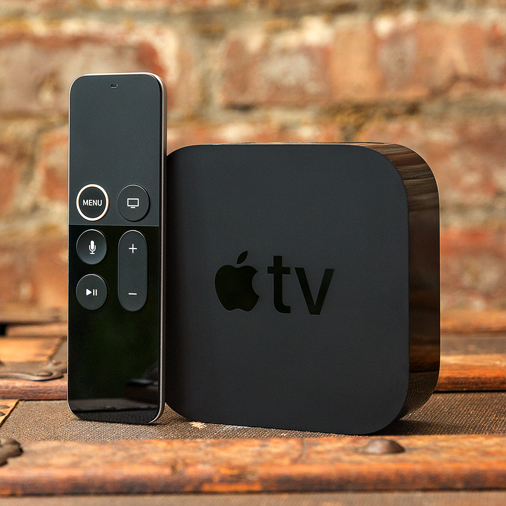 apple tv 4k review so close so far the verge. Black Bedroom Furniture Sets. Home Design Ideas