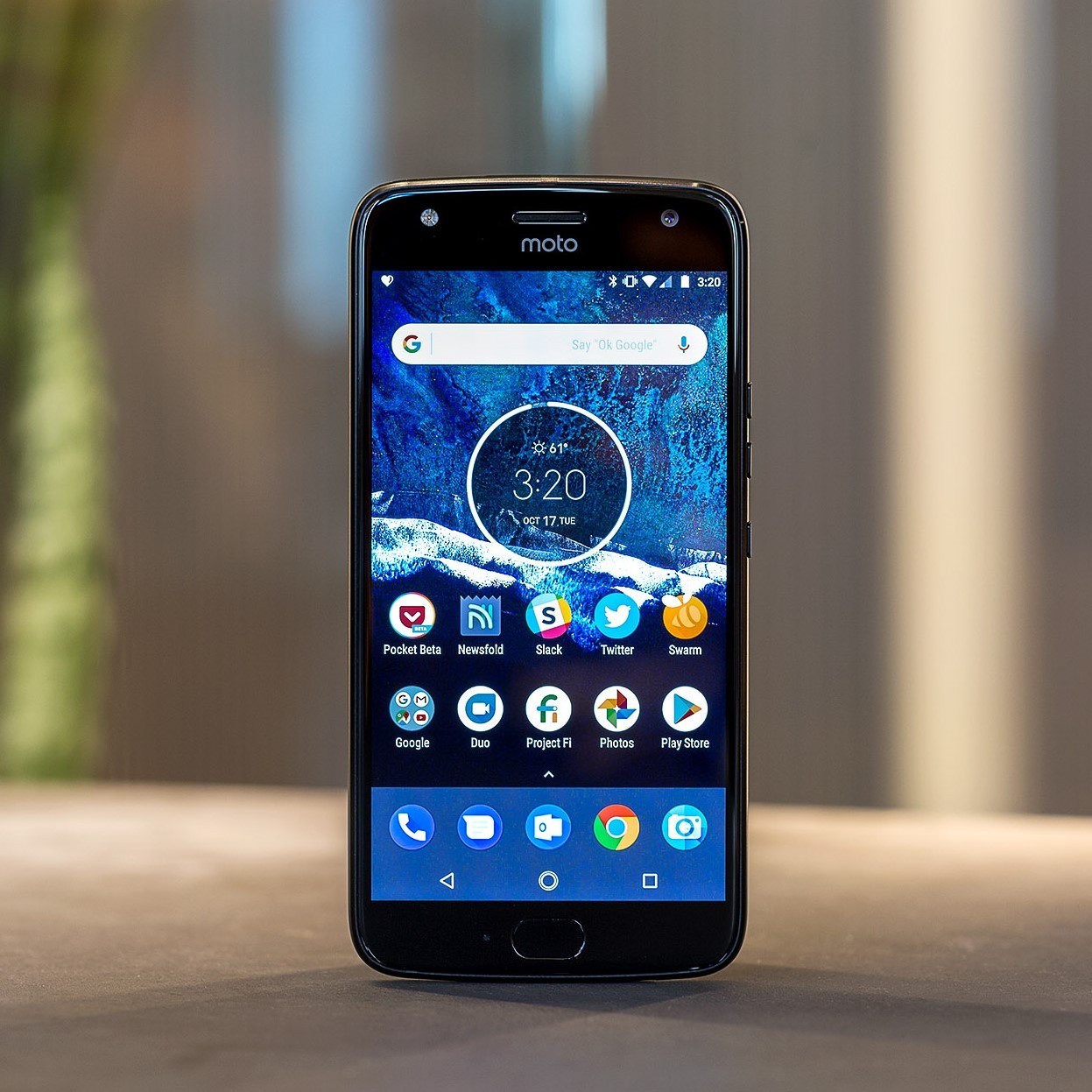 Motorola Moto X4 Android One Review A Nexus By Any Other