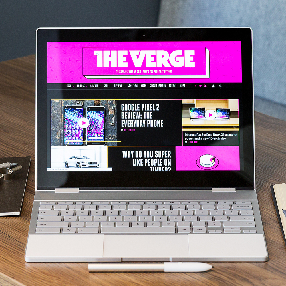 The best Chromebook you can buy right now - The Verge