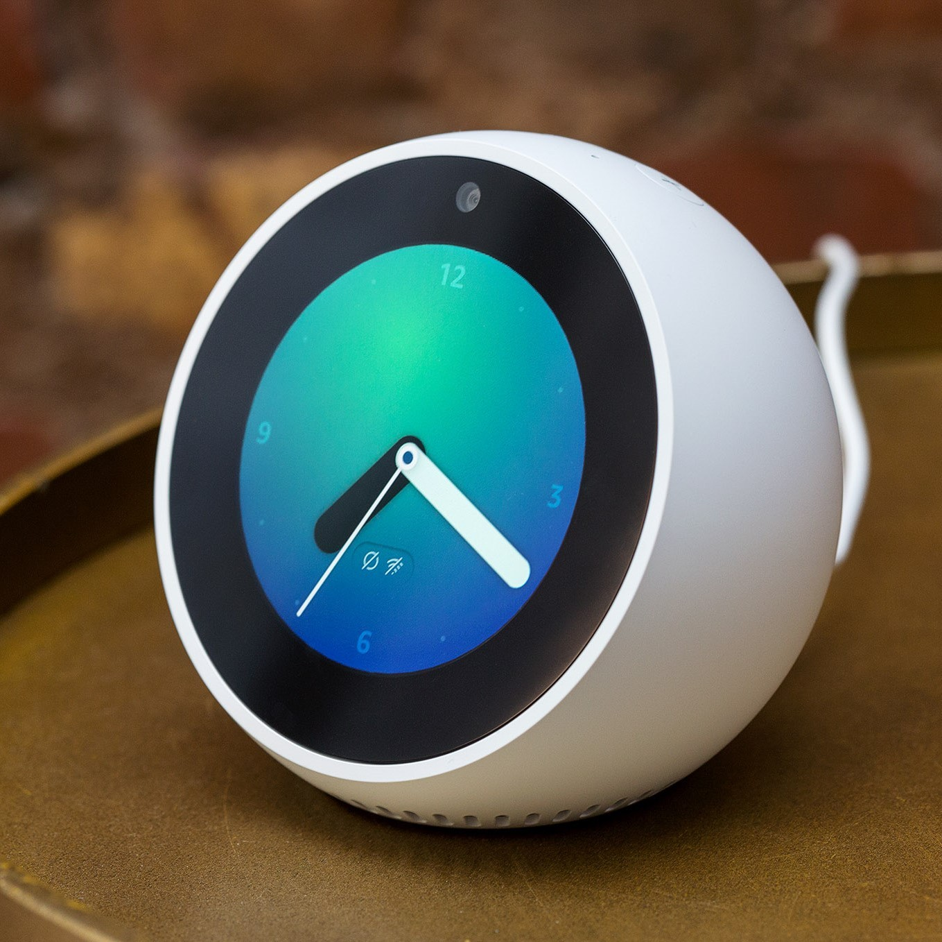 Amazon Echo Spot Review An Almost Perfect Smart Alarm