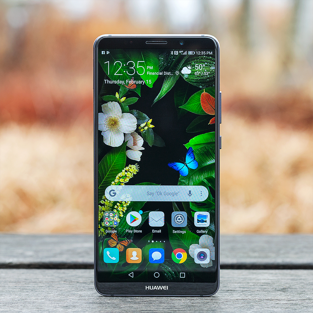 Huawei Mate 10 Pro review: software sadness - The Verge