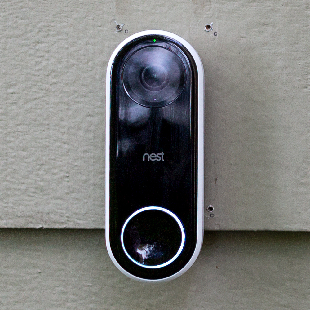 Nest Hello and Yale lock review: a smart entrance - The Verge