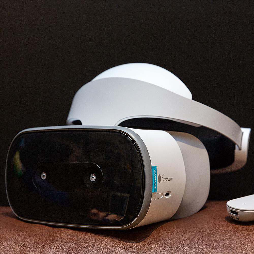 Review: Lenovo's Mirage Solo VR headset is innovative but