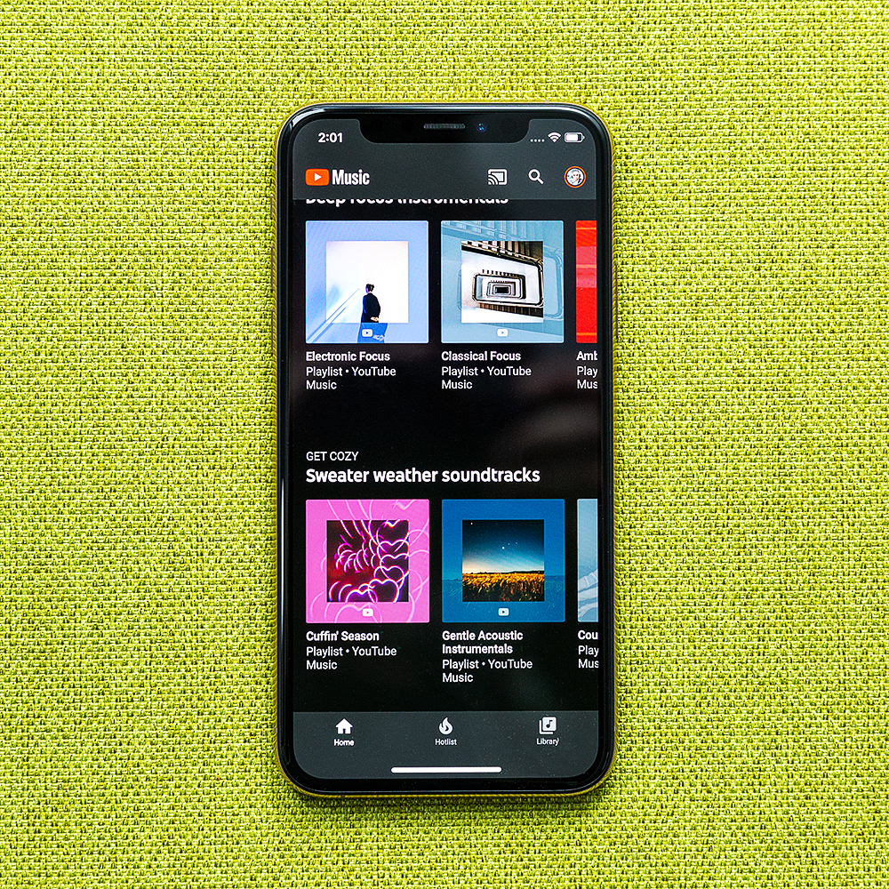 Youtube Music Review The Verge Circuit Breaker Based On Android Good Stuff