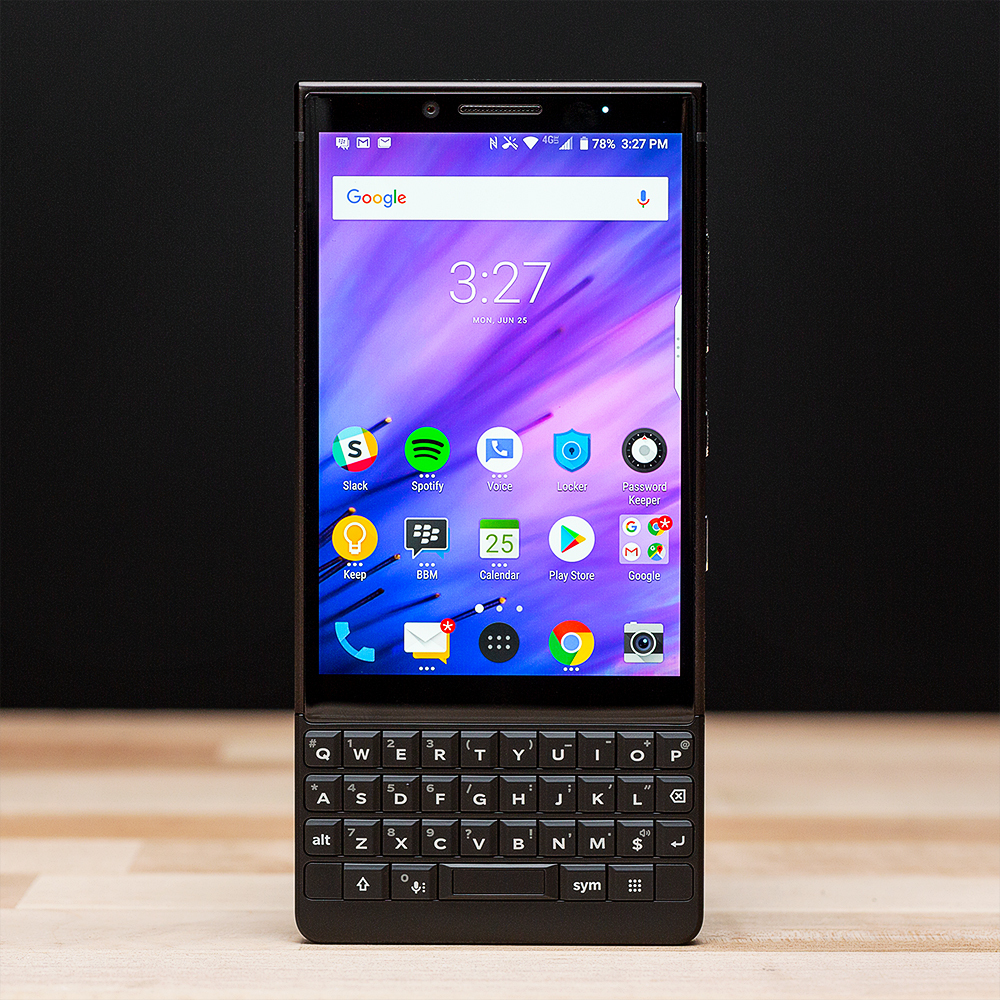 BlackBerry Key2 review: a keyboard with a phone - The Verge