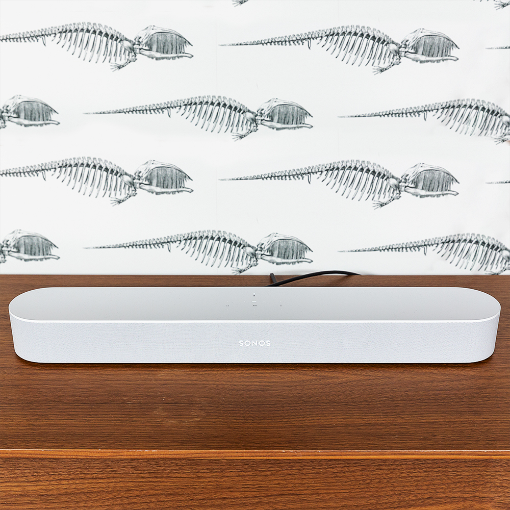 Sonos Beam Review Living Room Upgrade The Verge Wiring Diagram Good Stuff