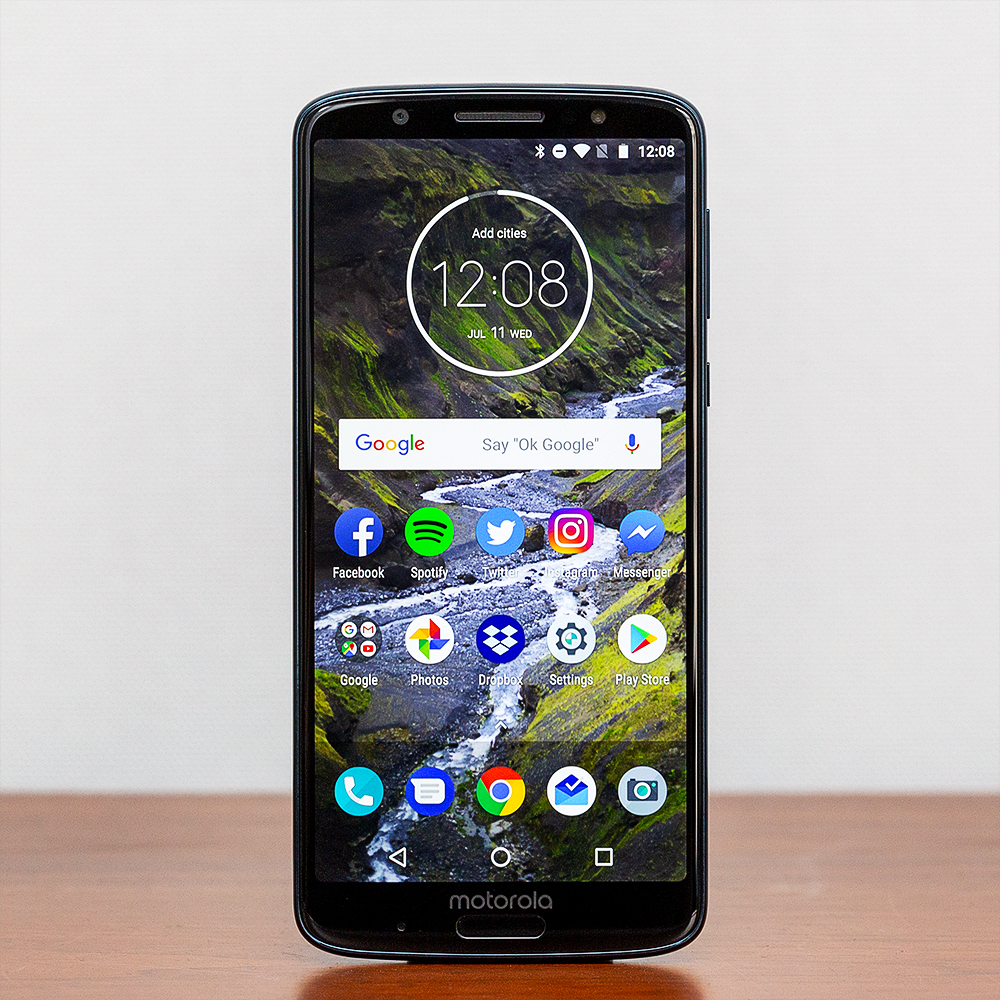 Moto G6, G6 Play, and G6 Plus review: I can't believe budget phones
