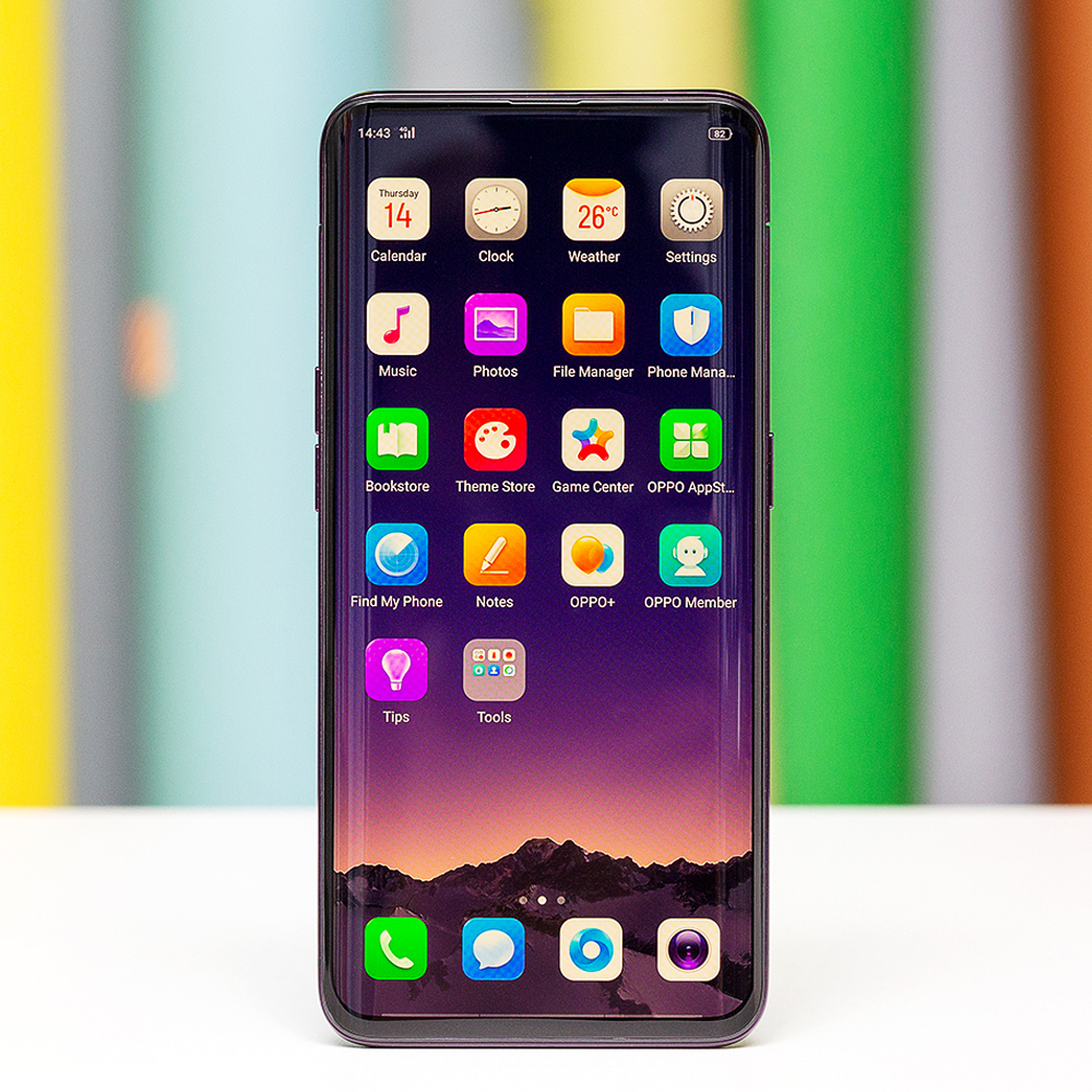 Oppo Find X review: unrefined ambition - The Verge