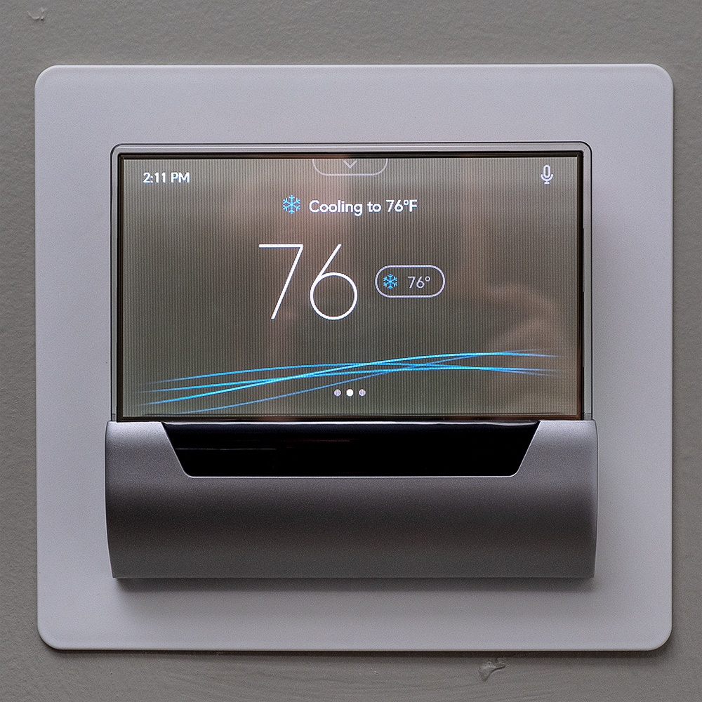 GLAS smart thermostat review: not as smart as it looks - The Verge