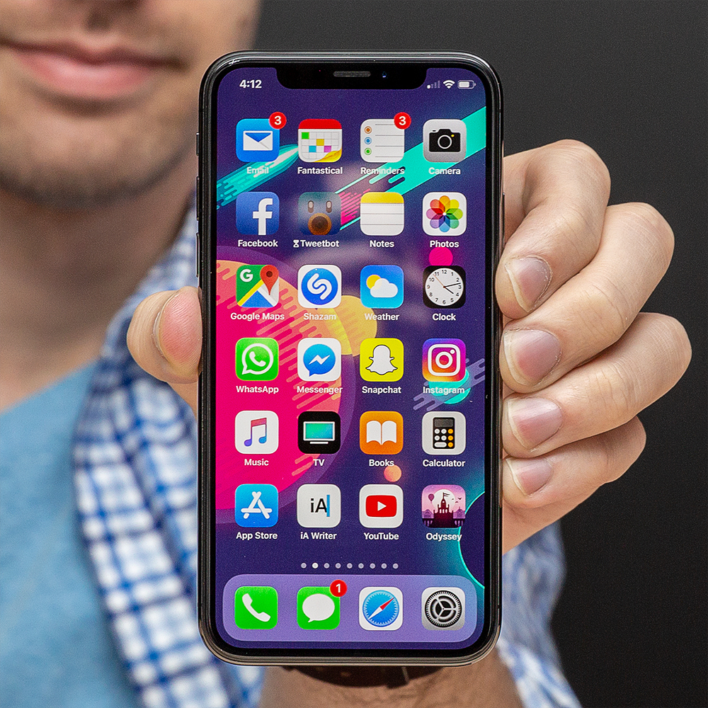 most recent iphone update ios 12 review the fixes are in the verge 6556