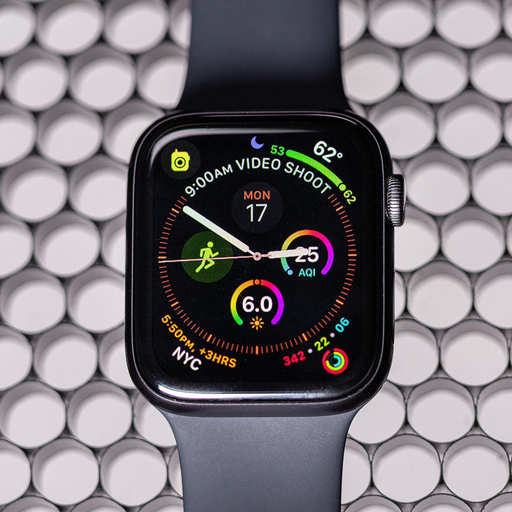 299f4bbd5 Apple Watch 4 review: the best smartwatch gets better - The Verge