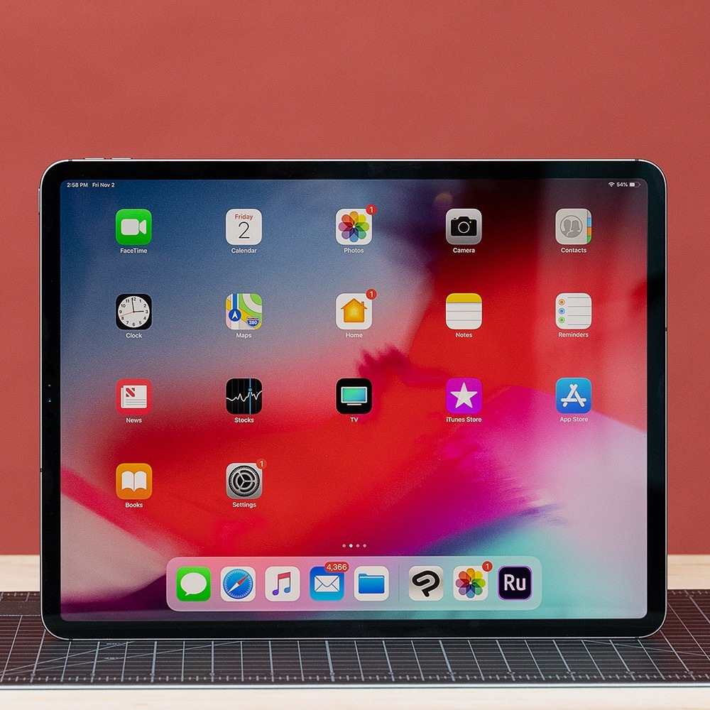 Apple iPad Pro review 2018: the fastest iPad is still an iPad - The