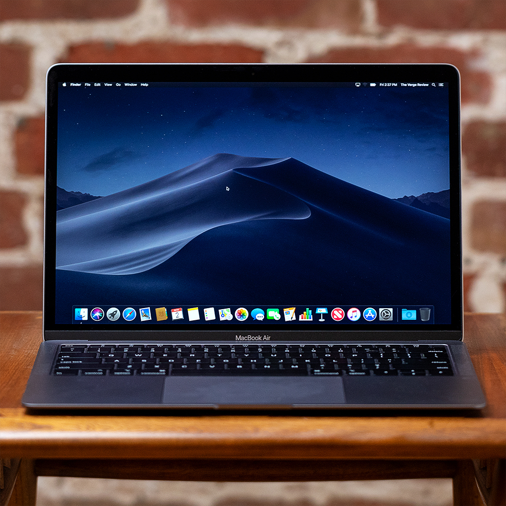 Apple Macbook Air 2018 Review Retina Display And New Keyboard The