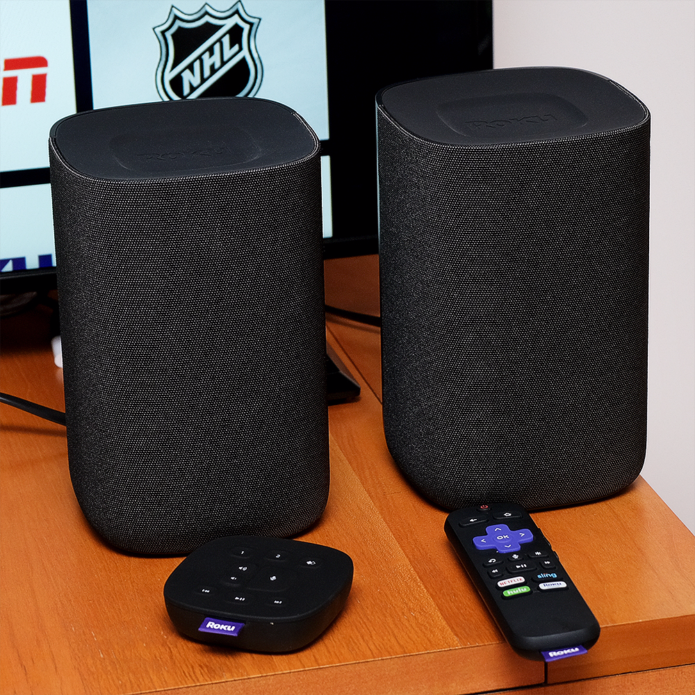 Roku Tv Wireless Speakers Review Easy Listening The Verge