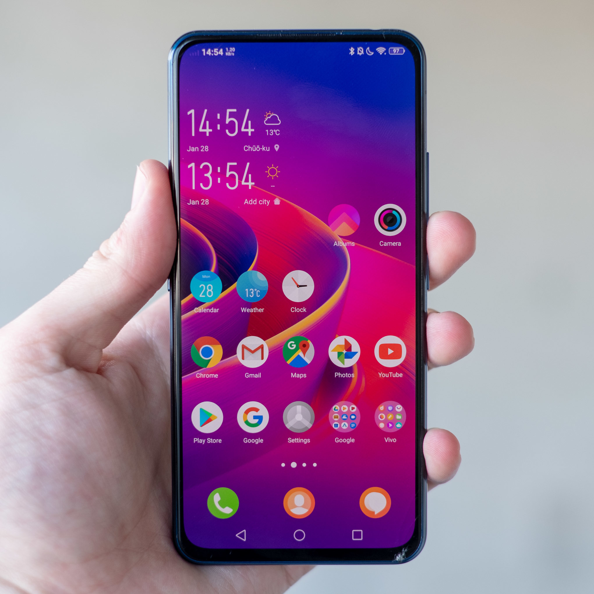 Vivo Nex Dual Display Edition review: two screens, one phone