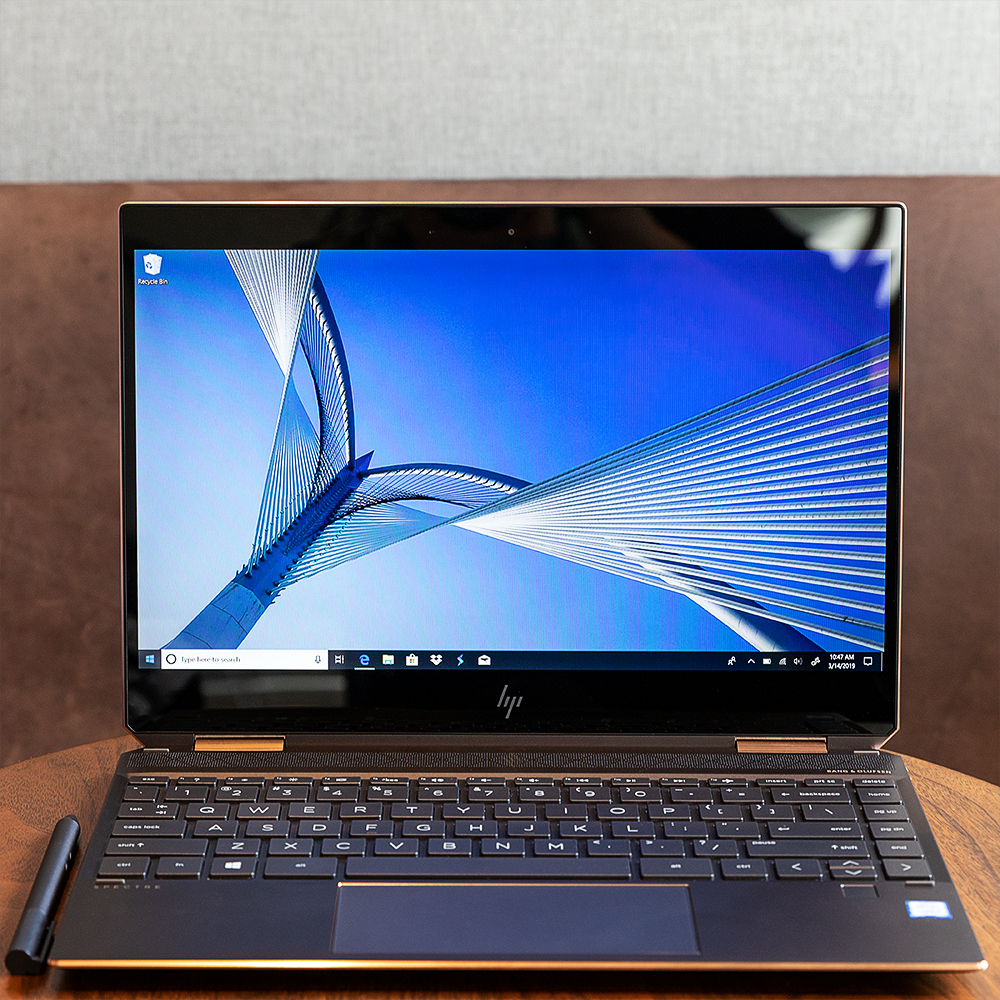 HP Spectre x360 (2018) review: near perfect - The Verge