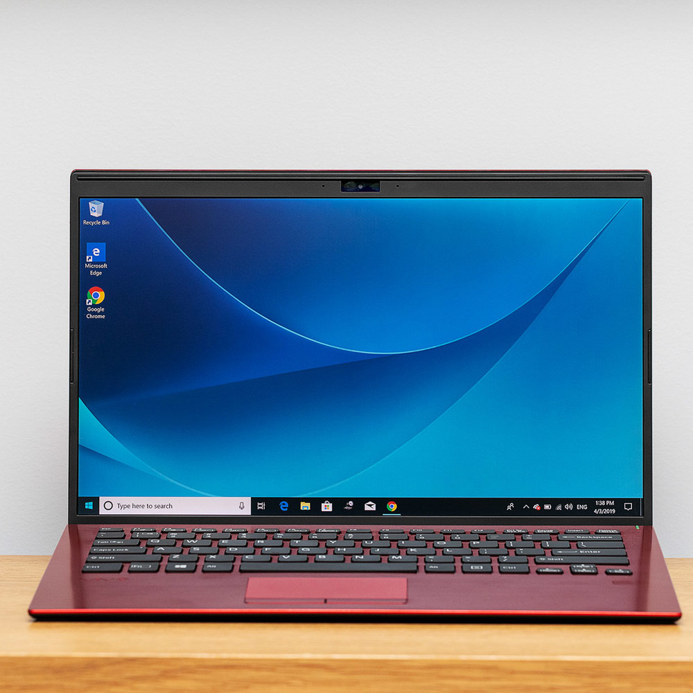 VAIO SX14 review: Lots of ports mean business - The Verge