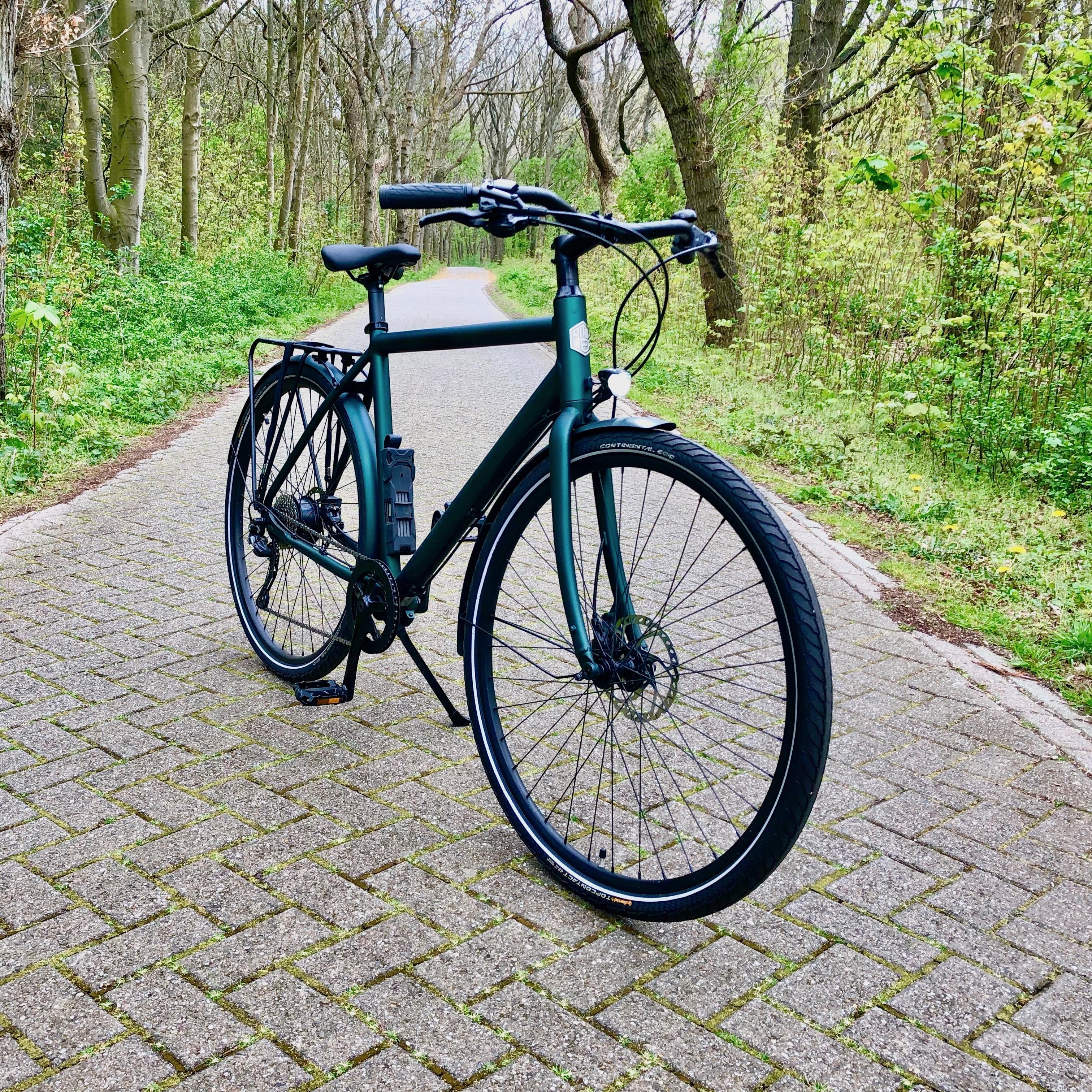 Ampler Bike Test