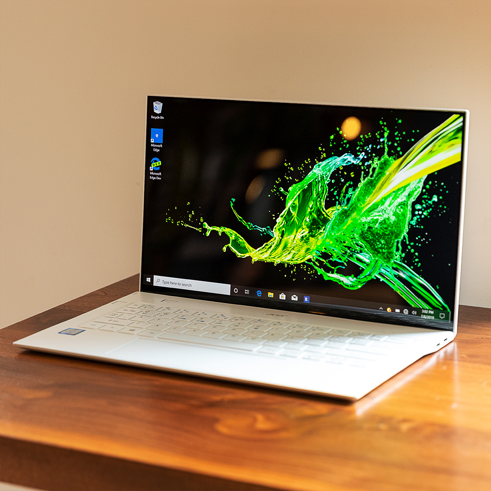 Acer Swift 7 review: thin at all costs - The Verge