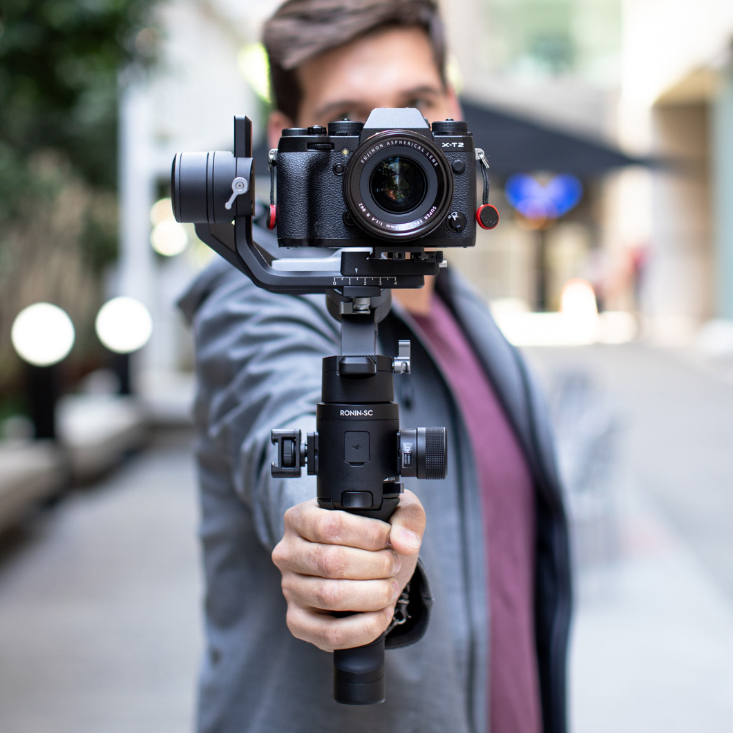 DJI Ronin SC review: an accessible gimbal for mirrorless cameras