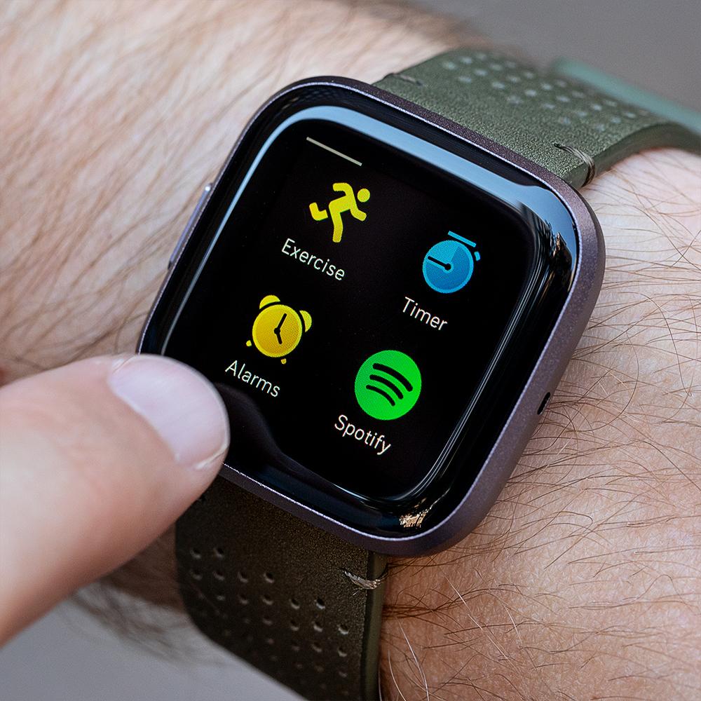 Fitbit Versa 2 review: smart fitness tracker, dumb