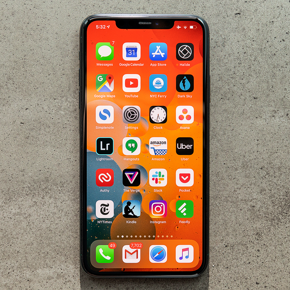 Apple Iphone 11 Pro And Pro Max Review Great Battery Life