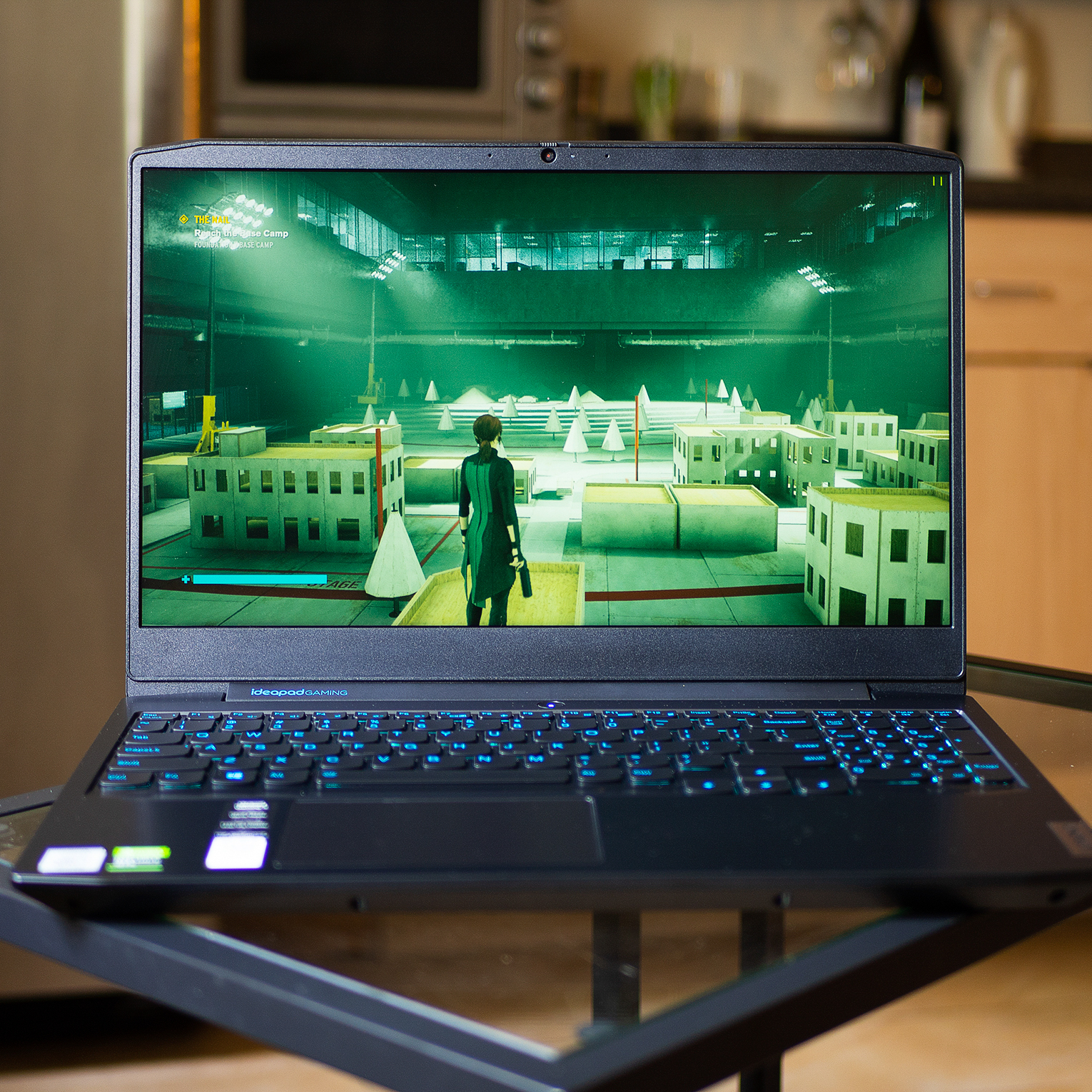 Lenovo Ideapad Gaming 3 Review Almost A Good 1 000 Gaming Laptop The Verge